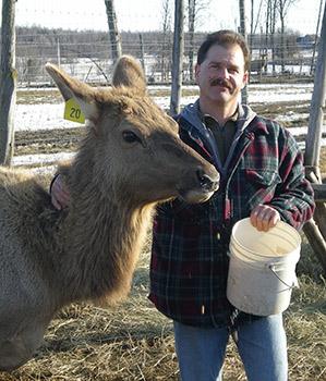 Trillium Meadows Red Deer Wild Boar Farm